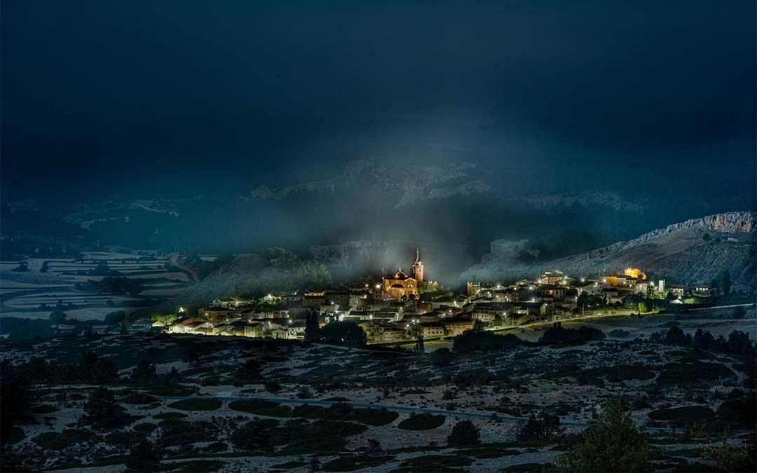 2º fotografía premiada: Frías de Albarracín