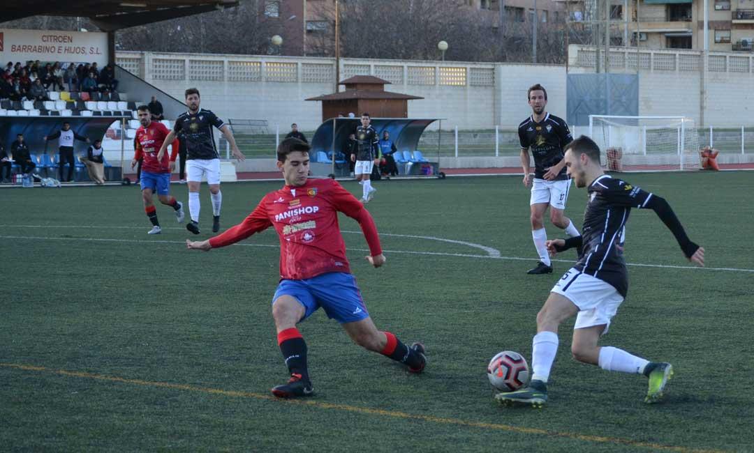 El Montecarlo sorprende al Alcañiz y se lleva la victoria de Santa María