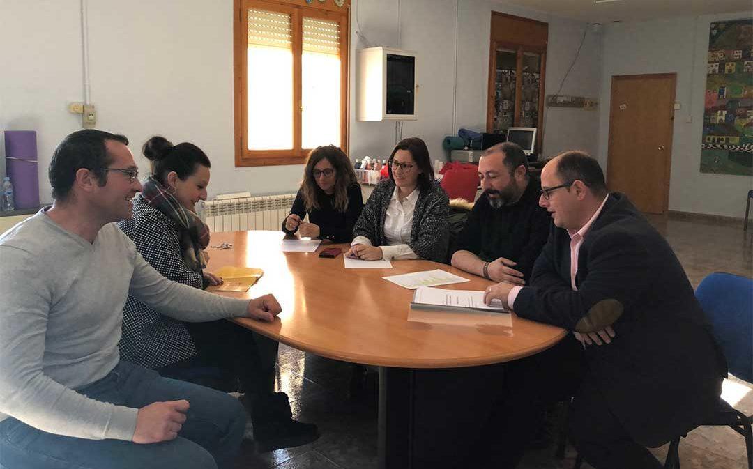 La DPT pone a Gargallo como ejemplo del buen funcionamiento del Plan de Empleo
