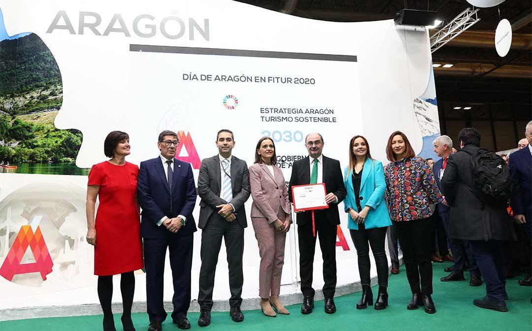 Aragón apuesta por el turismo sostenible en FITUR