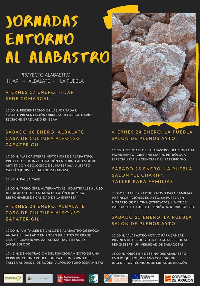 Jornadas del Alabastro en Albalate
