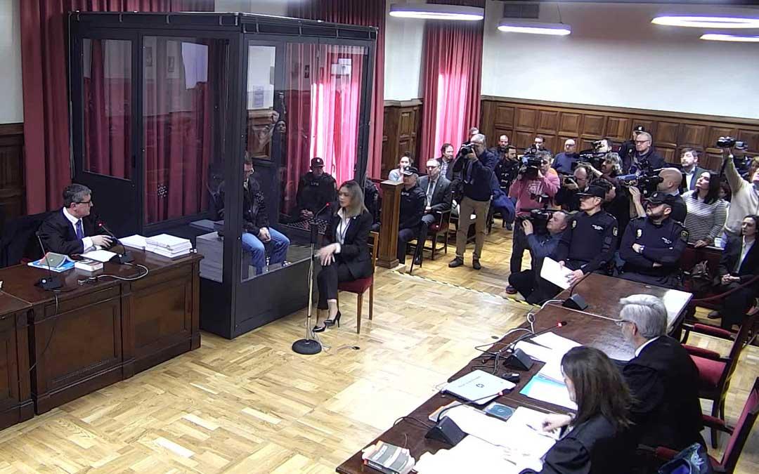 Imagen de archivo del juicio a Igor el Ruso por el doble intento de homicidio de Albalate