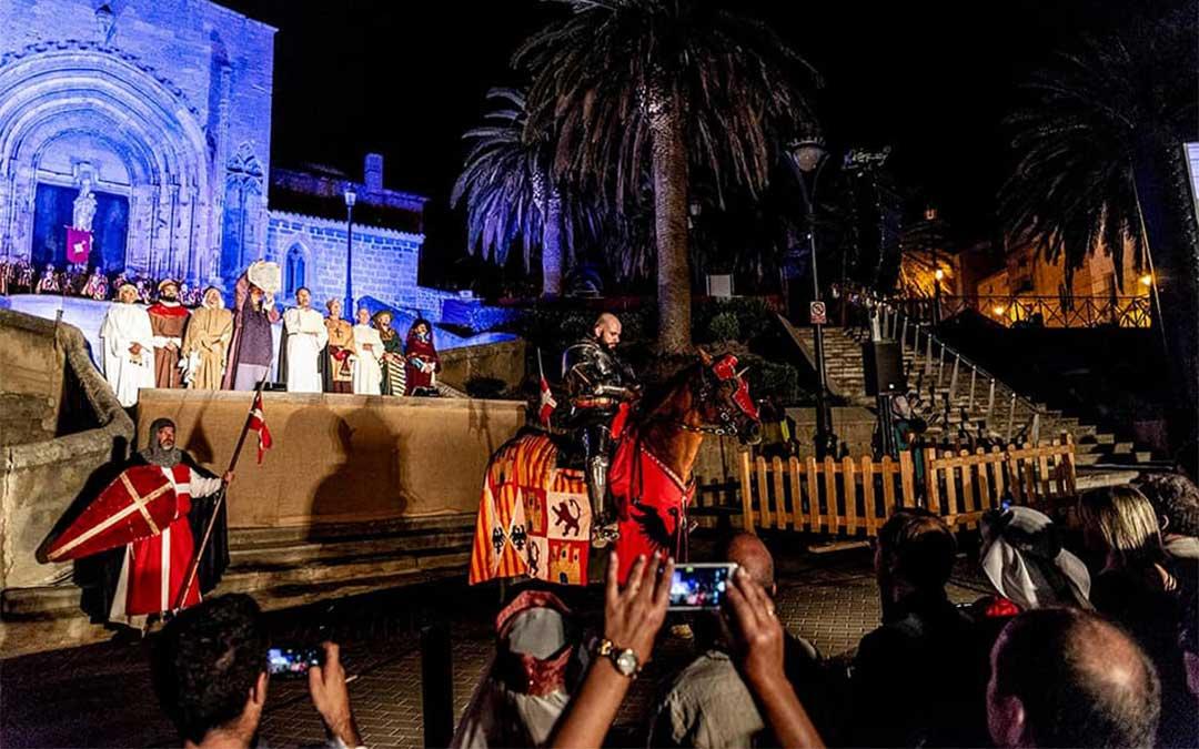 Las Fiestas del Compromiso marcaron el mes de junio en Caspe.