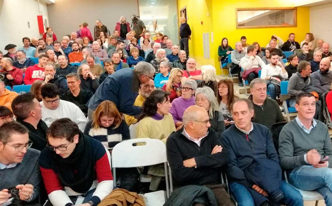 El Matarraña teme una fractura social mientras DGA desaconseja los 4 parques eólicos