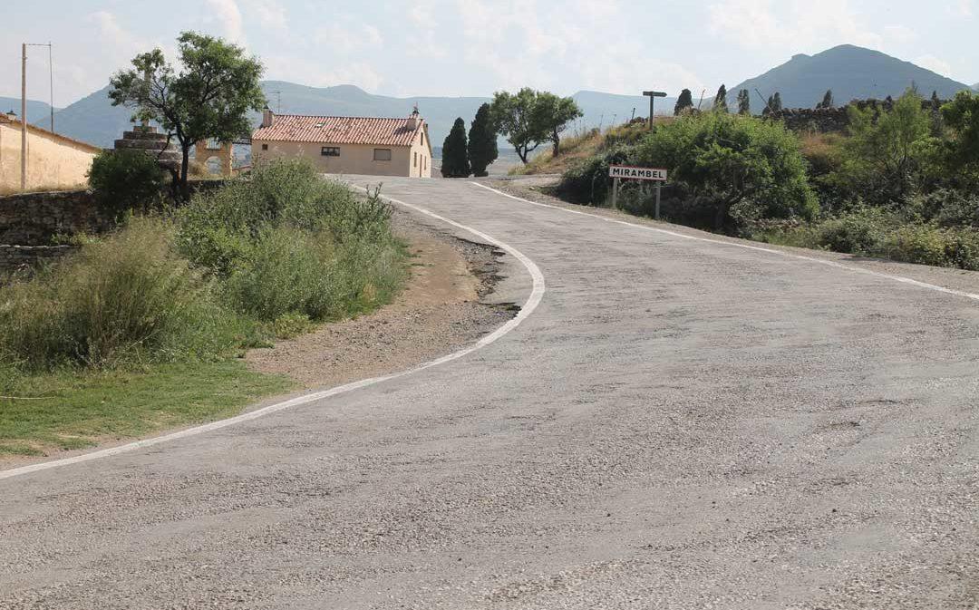 Aragón y Castellón se reunirán para valorar actuaciones en carreteras