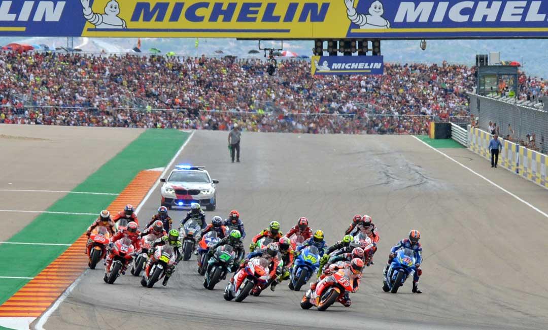 En Motorland Aragón se celebrará la prueba mundialista el 4 de octubre