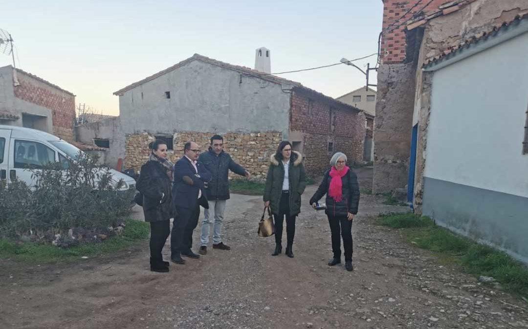 El plan de asfaltados de la Diputación de Teruel contempla 93 obras en 69 municipios