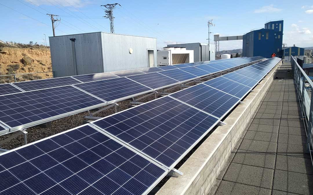 Red Ganadera Caspe apuesta por las energías renovables