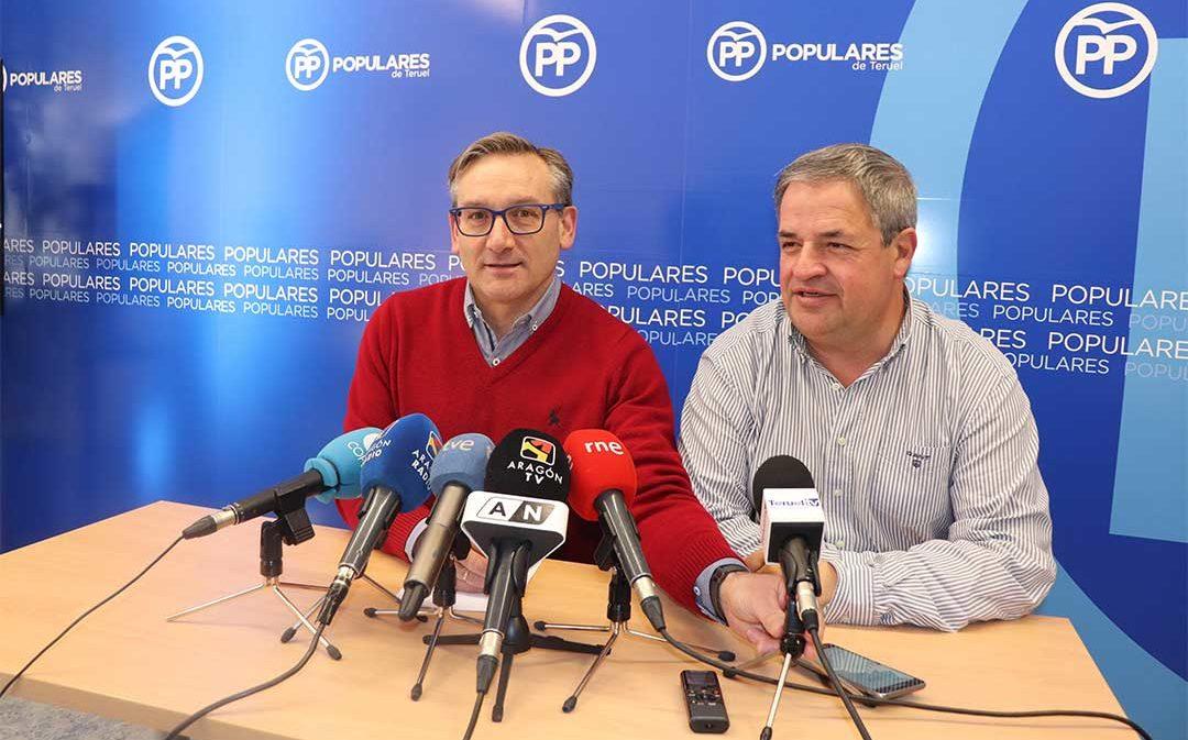 """El PP califica como un """"desastre"""" la negociación de los fondos europeos de transición"""