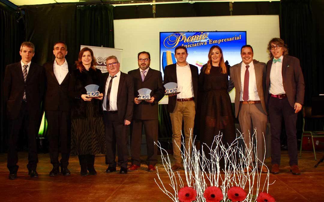 La Asociación Empresarial de Andorra y el Bajo Martín entrega sus premios