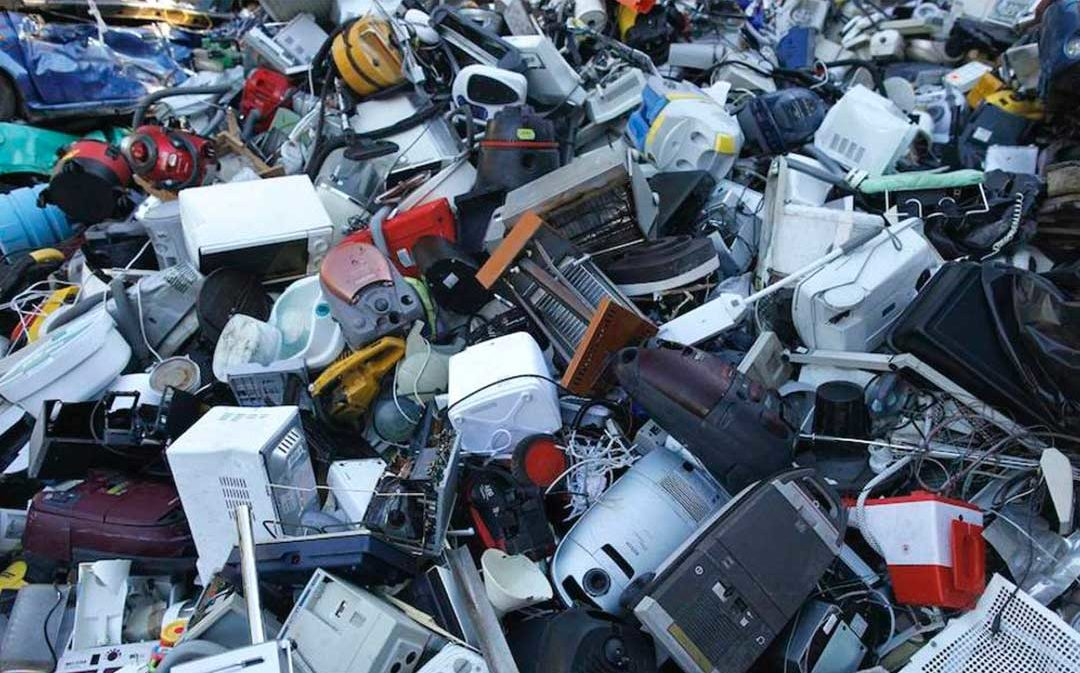 El Consorcio de residuos trabajará con DGA para mejorar la recogida de aparatos eléctricos