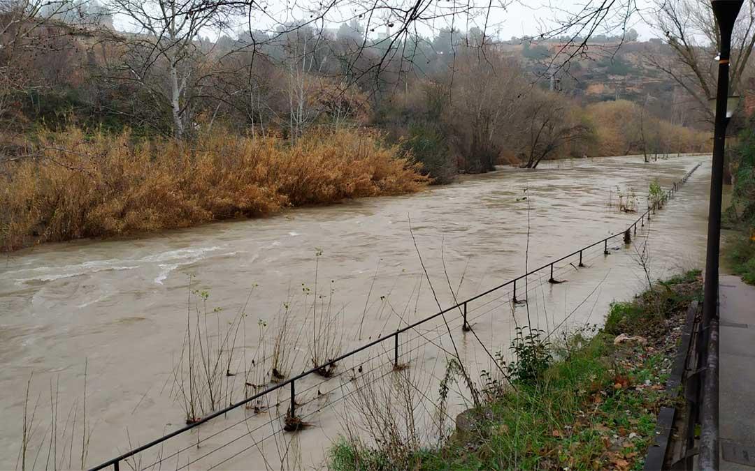 """La CHE confirma el """"buen estado ecológico general"""" del río Guadalope"""