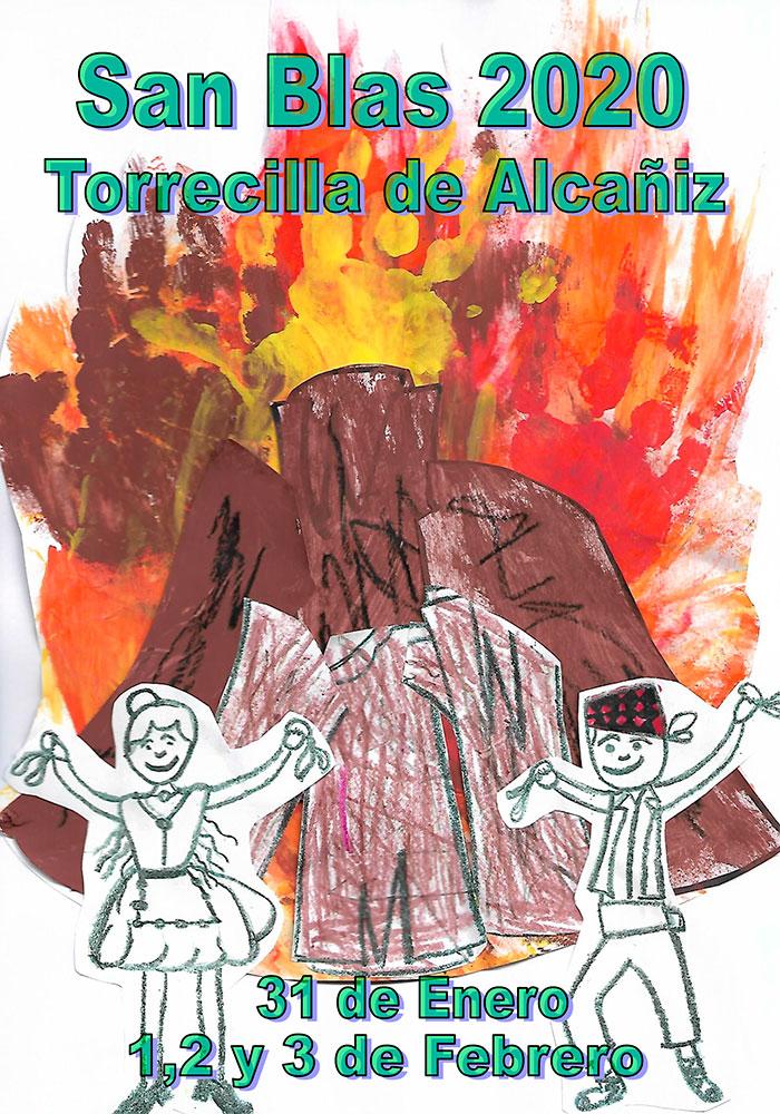 San Blas en Torrecilla de Alcañiz