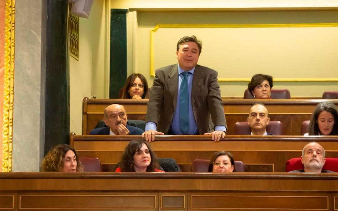 Teruel Existe votará a favor de la investidura de Sánchez tras llegar a un acuerdo con el PSOE