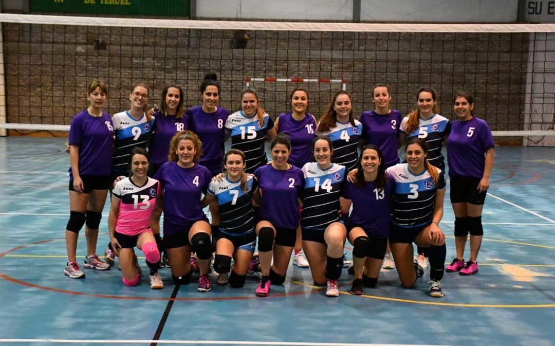 Excelente jornada deportiva y solidaria del C.V. Kasalkas