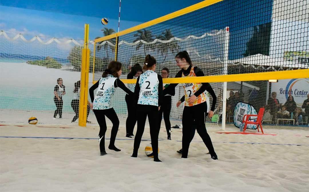 Buena participación del C.V. Kasalkas en el Campeonato de Aragón de Voley Playa