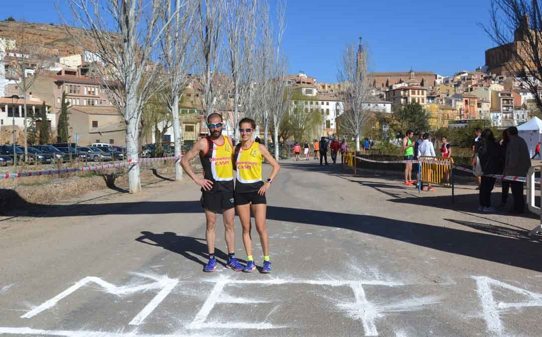 180 atletas en el cross de Albalate