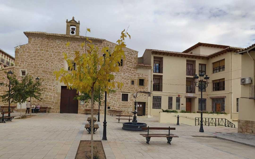 La residencia, edificio anexo al Convento donde se prevé la ampliación.