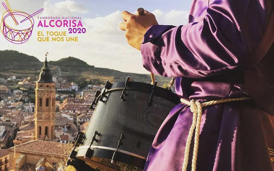 Alcorisa prepara un monumento al tambor para sus Nacionales