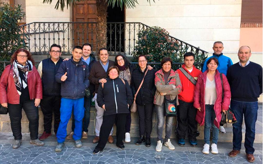 Los alumnos son parados del municipio mayores de 25 años./ Ayuntamiento de Andorra
