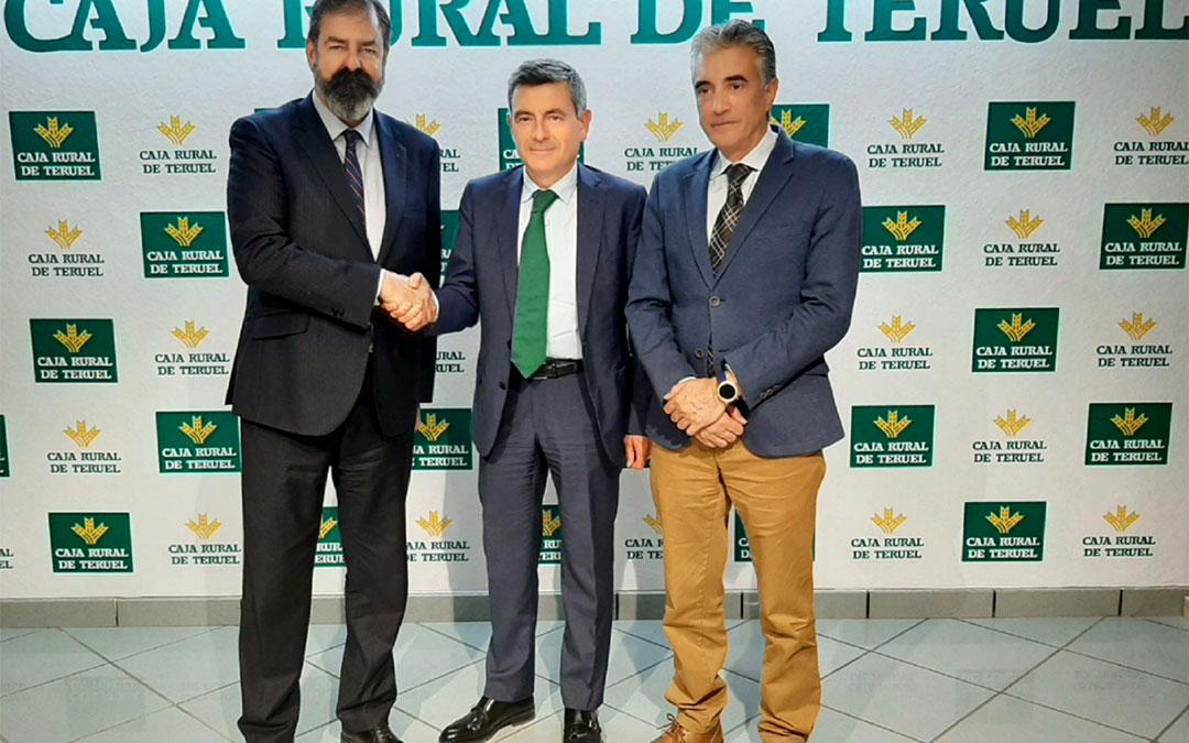 Colegio de Abogados de Teruel y Caja Rural de Teruel