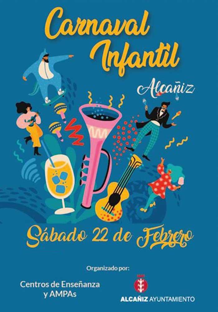 Carnaval en Alcañiz