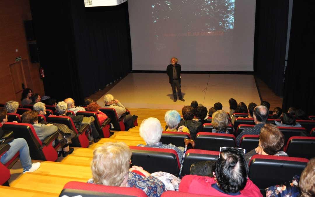 El teatro de la Germandat es el lugar escogido para proyectar las películas.