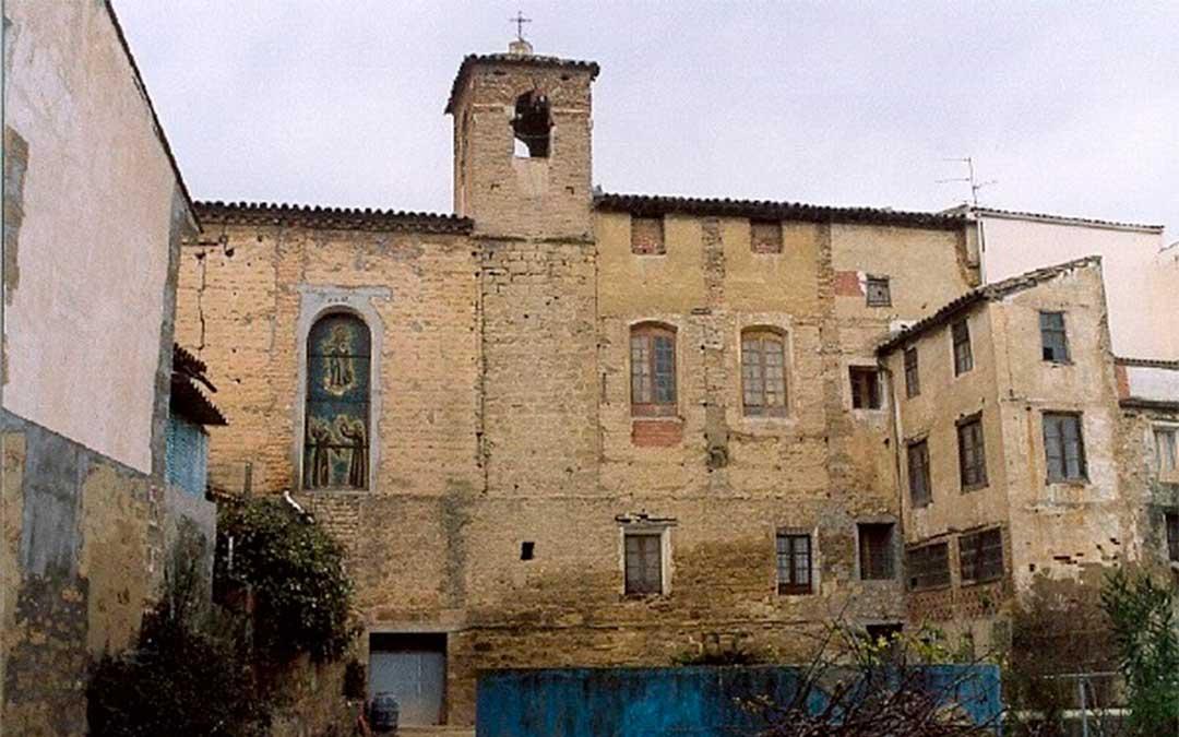 El fin último de esta escuela taller es la rehabilitación del claustro y antiguo huerto del Convento de San Agustín./ Patrimonio Cultural de Aragón