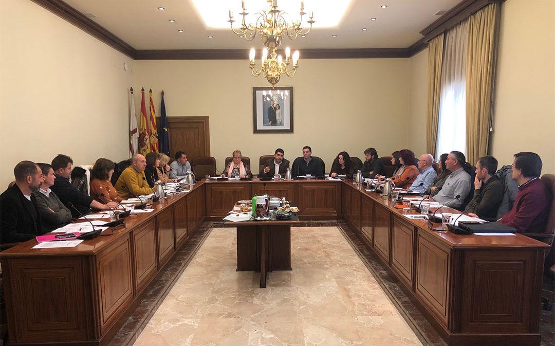 La DPT presenta sus planes de formación, comunicación y ferias a las comarcas de la provincia