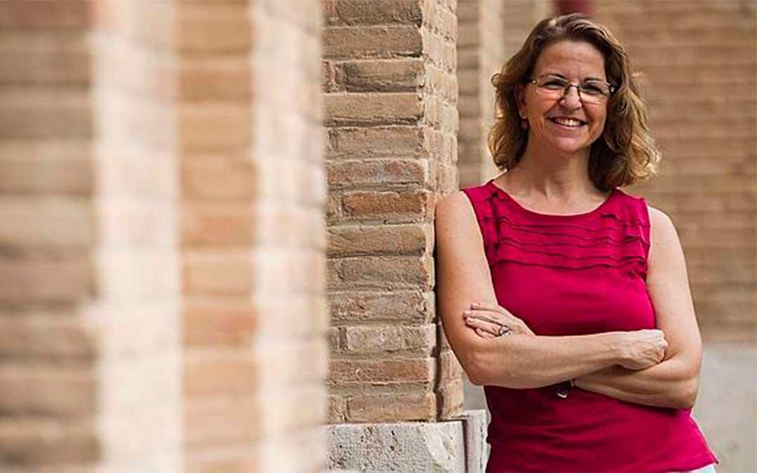 Elena Cebrián, secretaria general para el Reto Demográfico./ EFE
