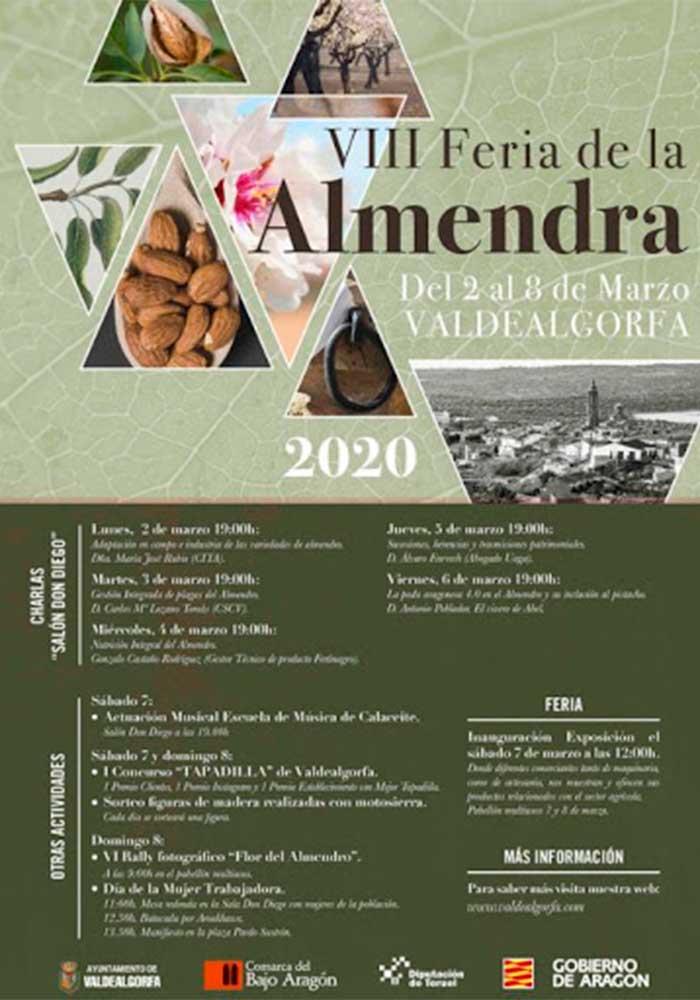 VIII Feria de la Almendra de Valdealgorfa