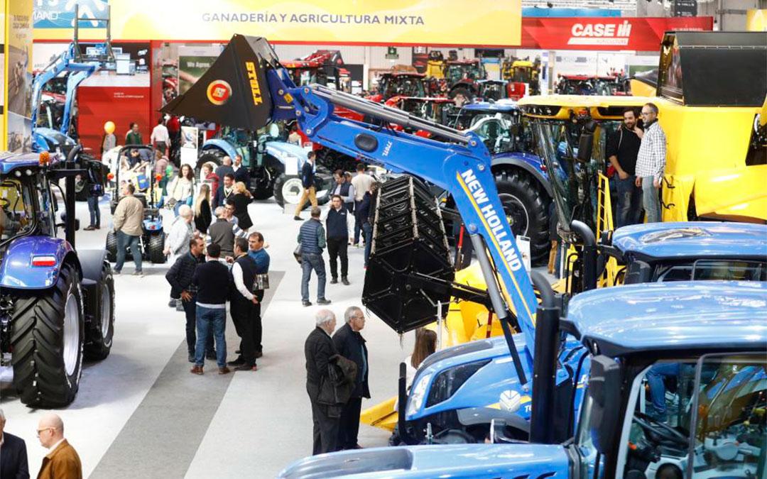 Feria Internacional de Maquinaria Agrícola (FIMA) 2020./ Heraldo