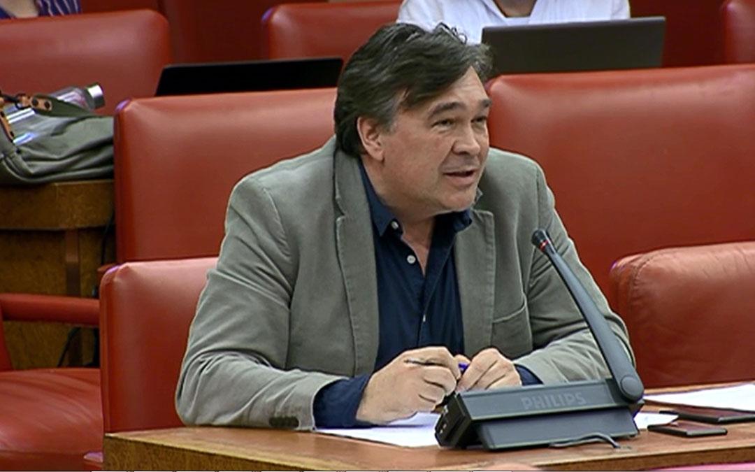 Tomás Guitarte es el diputado de Teruel Existe