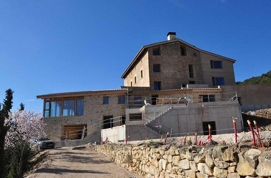 El hotel de 5 estrellas  La Torre del Marqués abrirá en primavera
