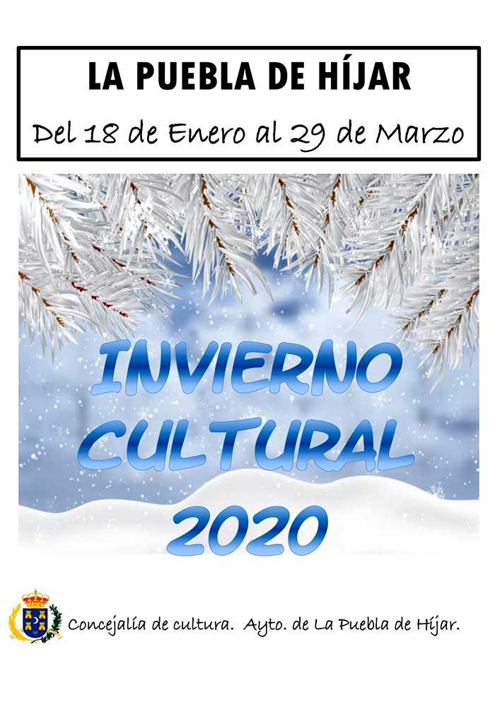 Invierno cultural en La Puebla de Híjar