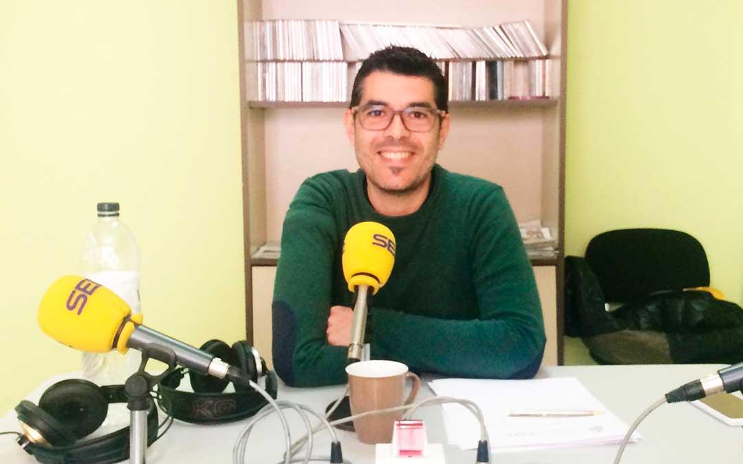 José Manuel Jariod es concejal de Hacienda del Ayto de Caspe.