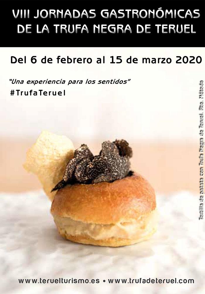 VIII Jornadas Gastronómicas de la Trufa Negra en Teruel