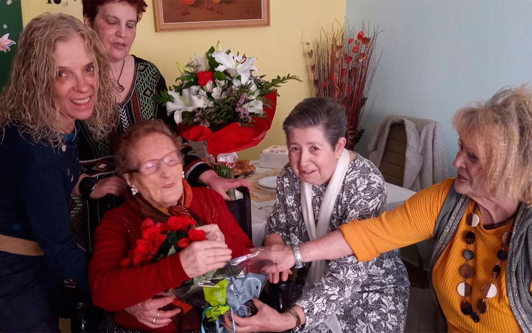 Cumpleaños Josefa Vidal