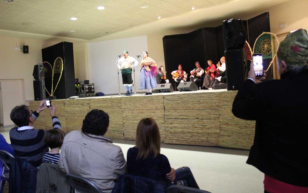 Uno de los turnos de participación en el certamen de La Puebla en 2019. / B. Severino