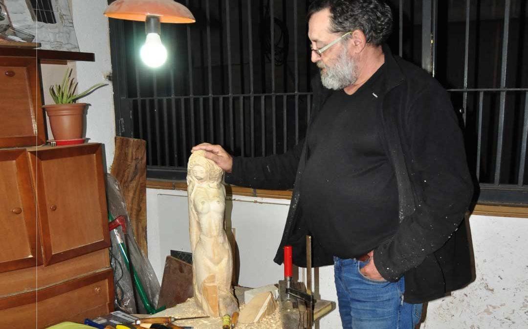 Joaquín Lozano: «creo que todo el mundo es capaz de crear arte»