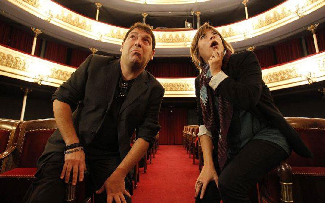 Aznar y Asín, en una imagen promocional.