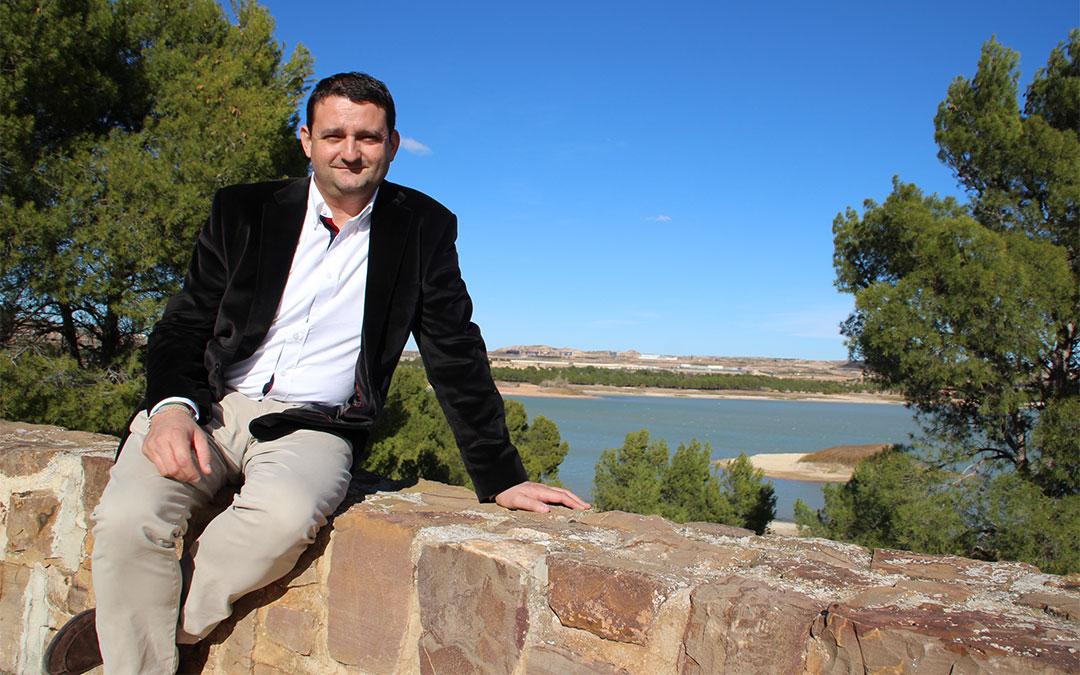 Miguel Ángel Estevan será el nuevo edil del PP de Alcañiz en sustitución de Juan Carlos Gracia Suso./ L.C.