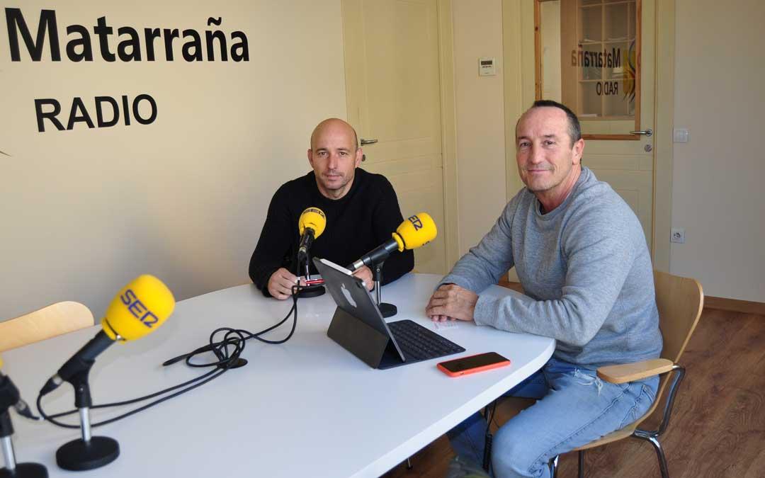 El director y director de negocio de la correduría de seguros Arcoiris, Pablo Bayona y Pablo Bovadilla