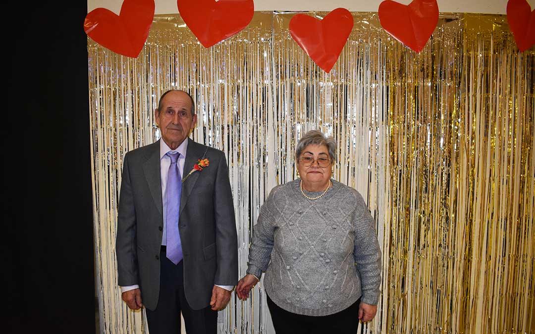 Josefina Garcías y José Isarre