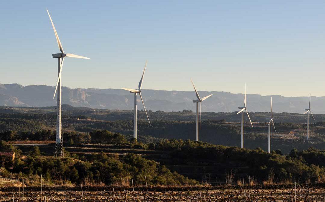 """La Plataforma por el Paisaje de Teruel advierte de la """"burbuja eólica"""""""