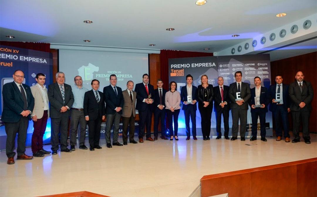 Abierta la convocatoria para optar al Premio Empresa Teruel 2020