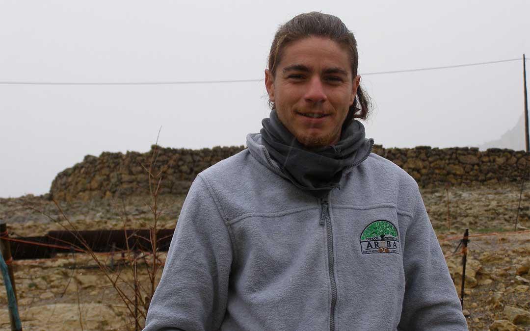 Raúl Ángel, el promotor de la iniciativa