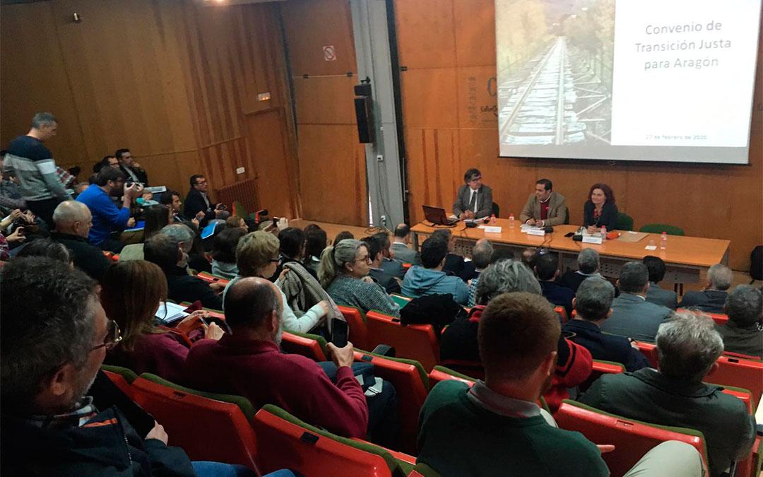 Alrededor de 80 personas participan en Andorra en la reunión convocada por el Ministerio de Transición Ecológica ./ María Quílez