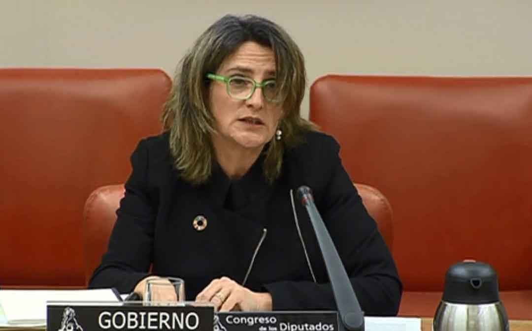 Ribera prevé firmar un acuerdo con sindicatos y empresas previo al convenio de Transición Justa