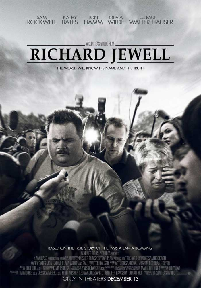 Cartelera en Maella: Richard Jewell